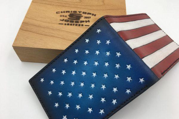 American Flag Bifold