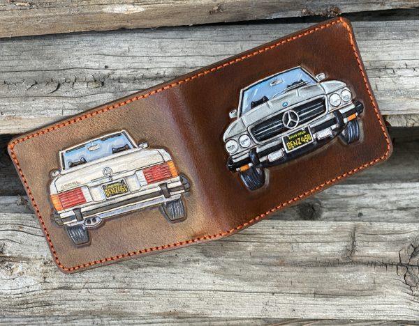 Mercedes Bifold Wallet